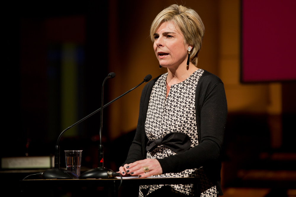 HRH Princess Laurentien of the Netherlands. Photo by Maarten van Haaff