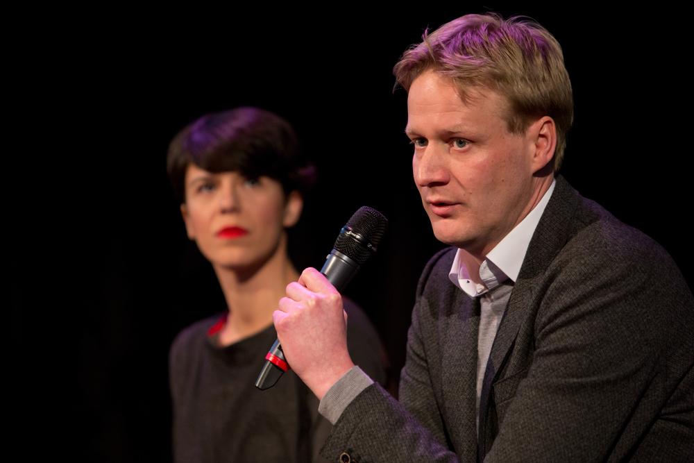 Sjoerd Feitsma. Photo by Maarten van Haaff.
