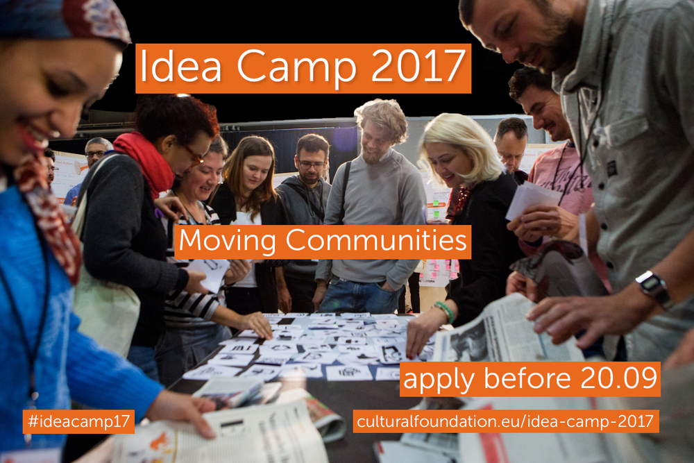 Photo from Idea Camp 2015 by Julio Albarran