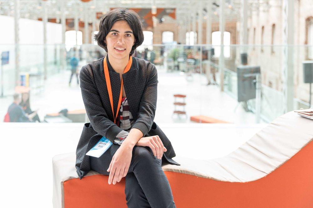 Claudia Delso, La Coruña