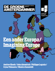 Imagining Europe - In the frame of the Imagining Europe event that took place on 4–7 October 2012 at De Balie in Amsterdam, weekly magazine DE GROENE AMSTERDAMMER in close editorial collaboration with ECF has published a special supplement including articles from Amitav Ghosh, Iryna Videnava, Erdal Balci, Philip Legrain and more...
