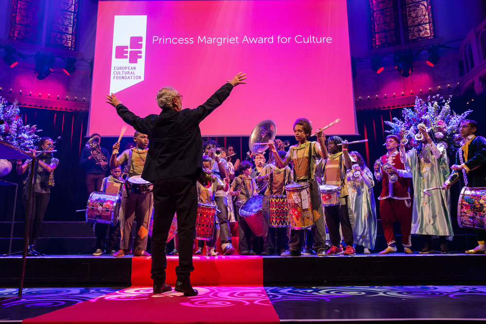 ECF Princess Margriet Award for Culture