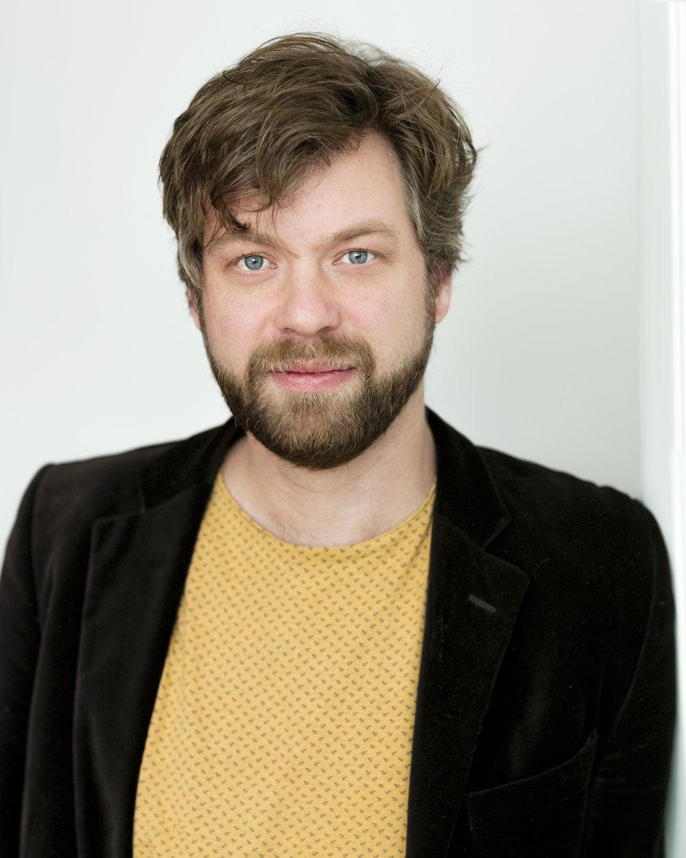 Menno Weijs  (NL) Portfolio Holder