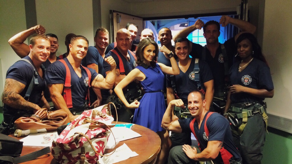 The faces of FDNY's 2015 Calendar