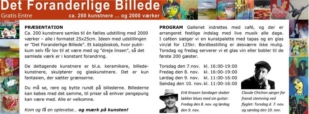 Invitation fra Art Expo