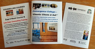 Book available   'Chaotic Clients and Self'