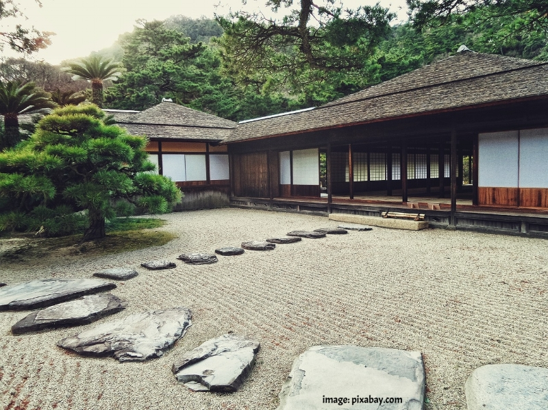 How To Make A Zen Garden In Your Backyard installing and maintaining a japanese zen garden in your backyard