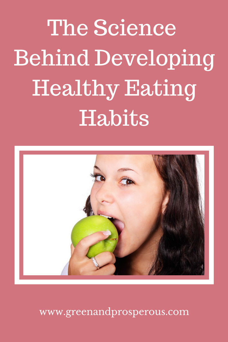 science behind developing healthy eating habits