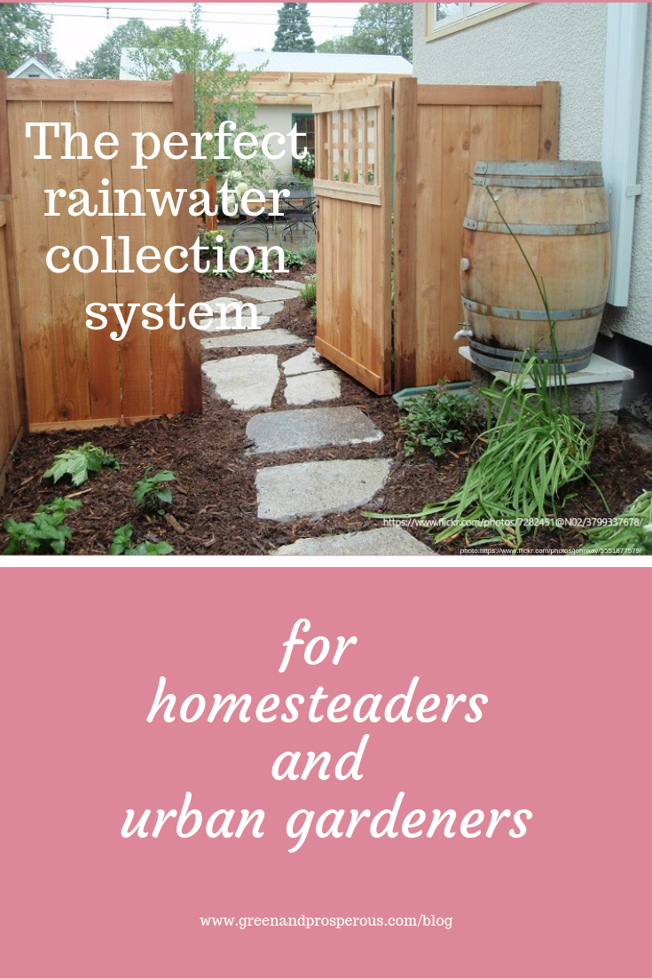 rainwater collection