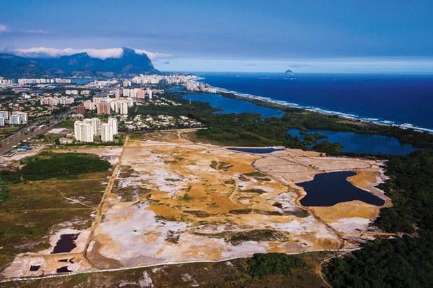Olympic Course Golf Course, Rio De Janeiro
