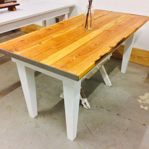 farm table (desk) — farm + loft
