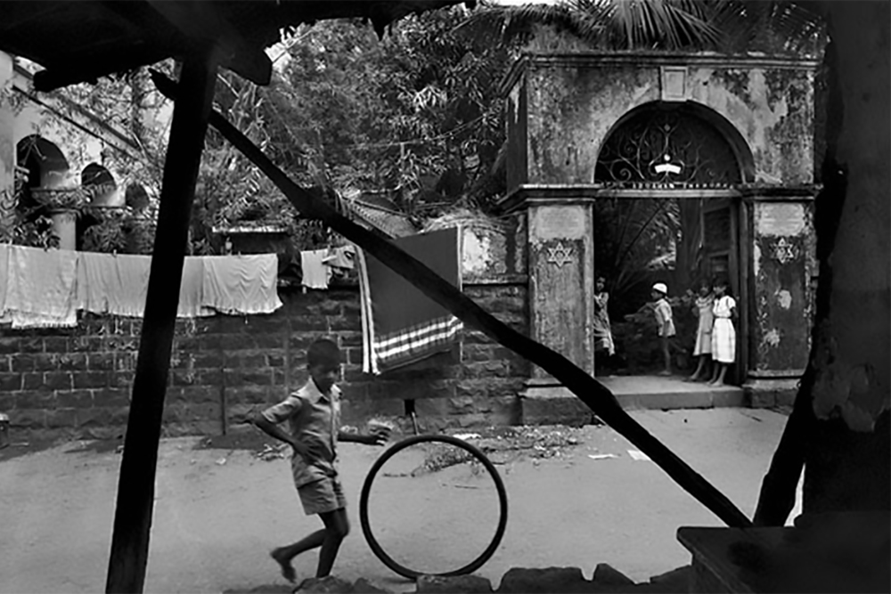 Alibag, India, 1984