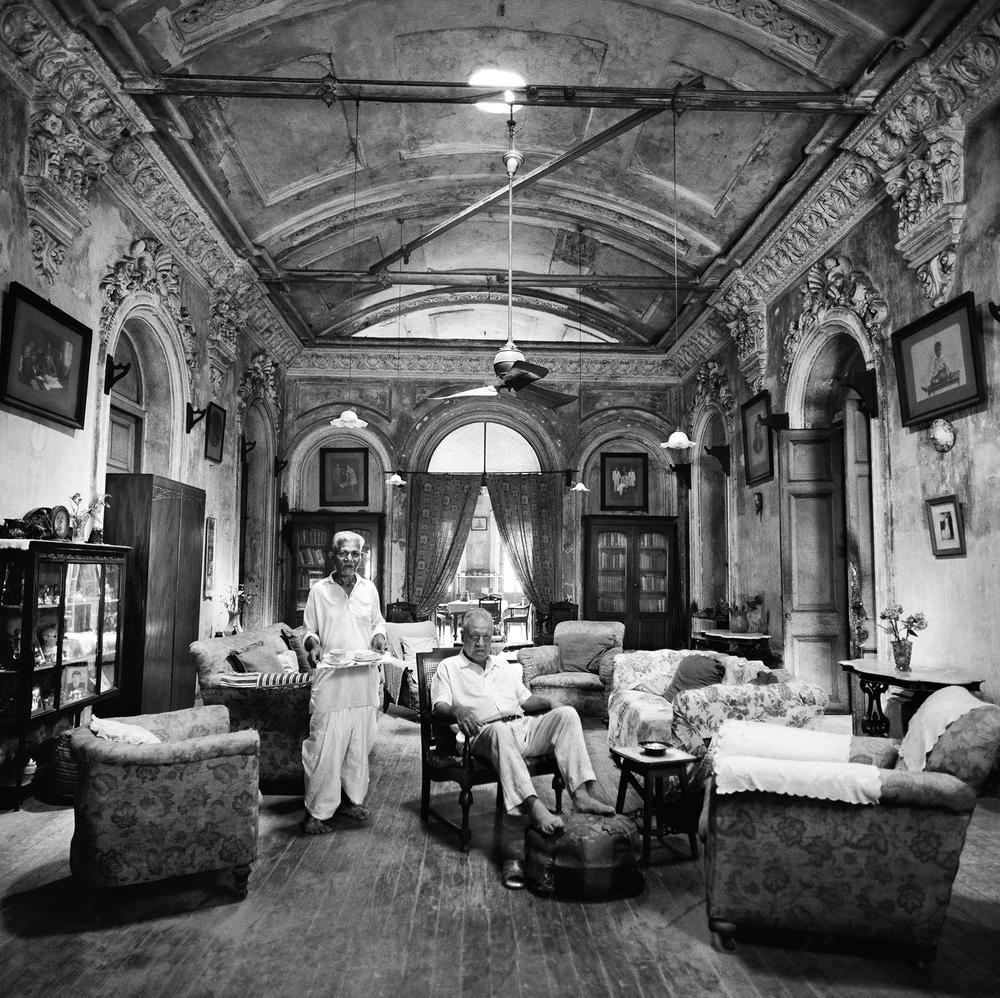 Calcutta, India, 1986