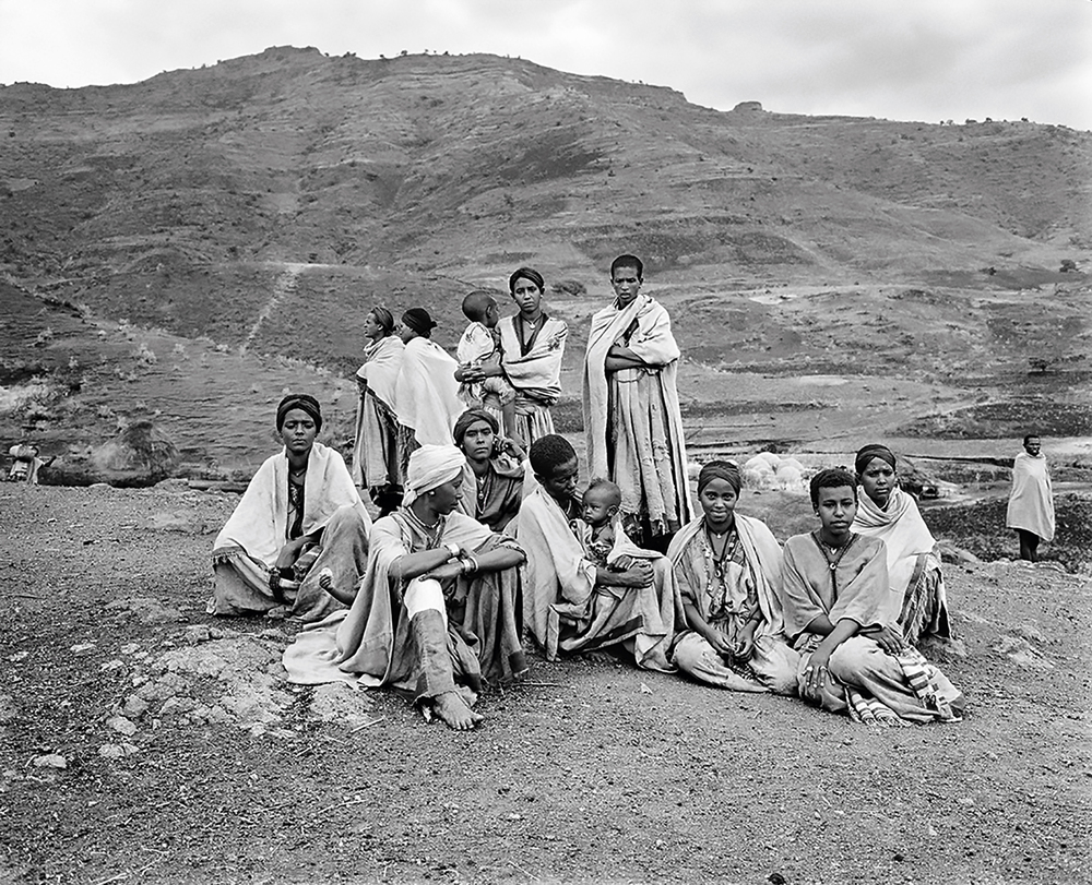 Showada, Ethiopia, 1983