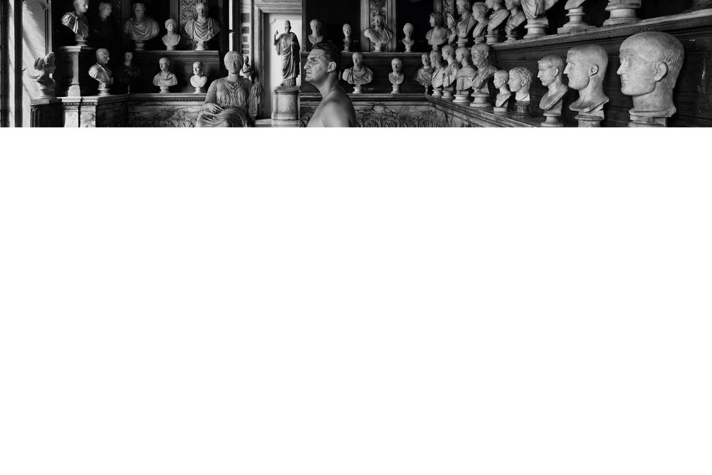 Capitolium, Rome, Italy, 1992