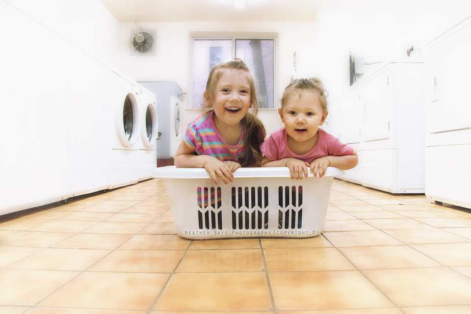 Thanks for doing laundry with us!