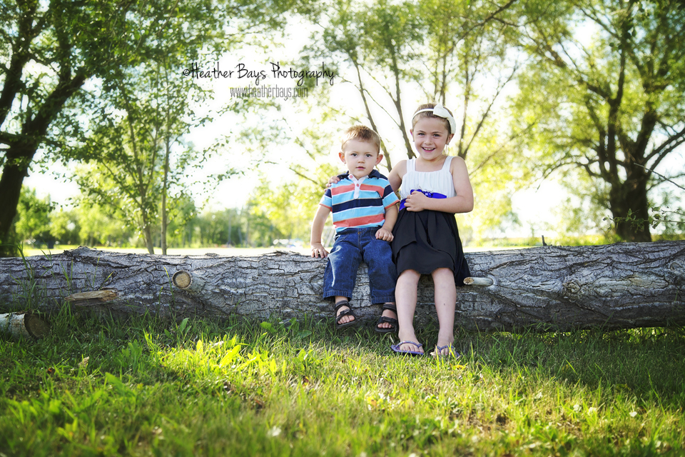 September 10th  Kadenec & Joel {family portrait session}