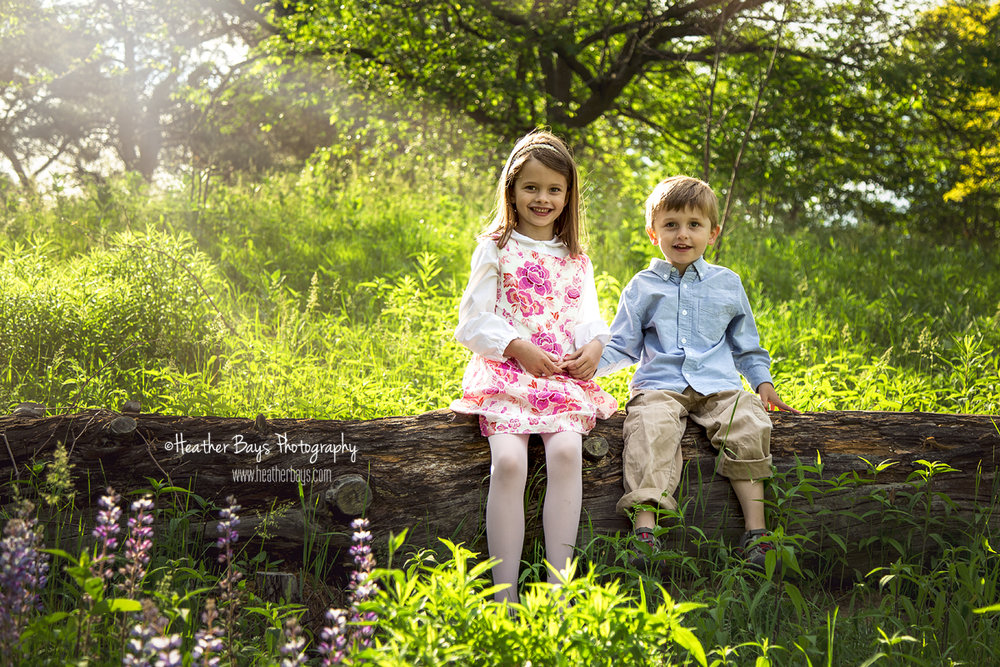 February 27th  Kate & Robbie (spring mini session)