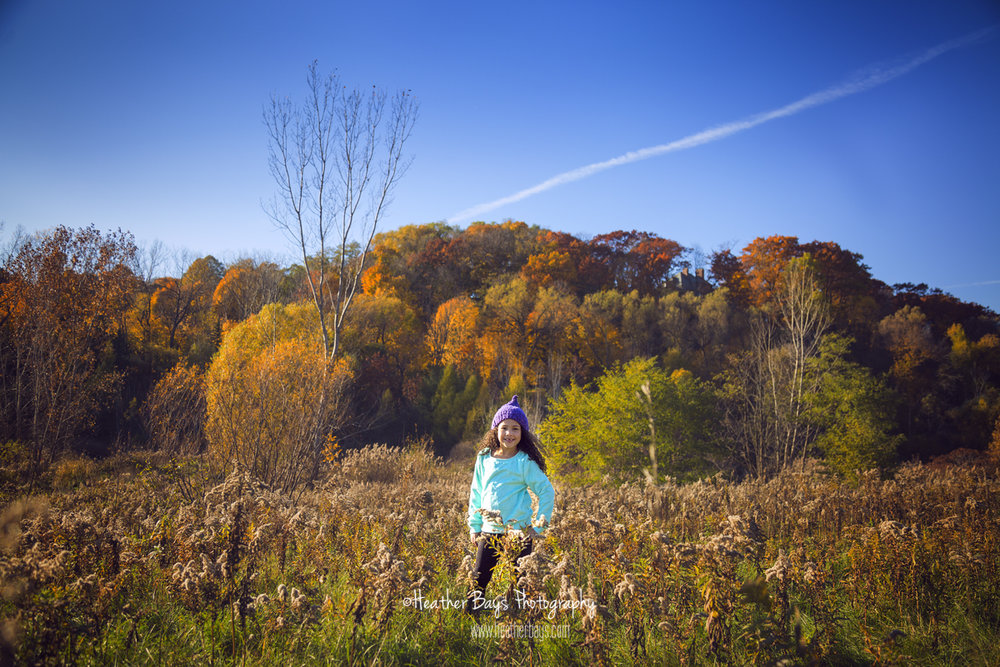 October 1st  Vivi Rocks! {family portrait session}