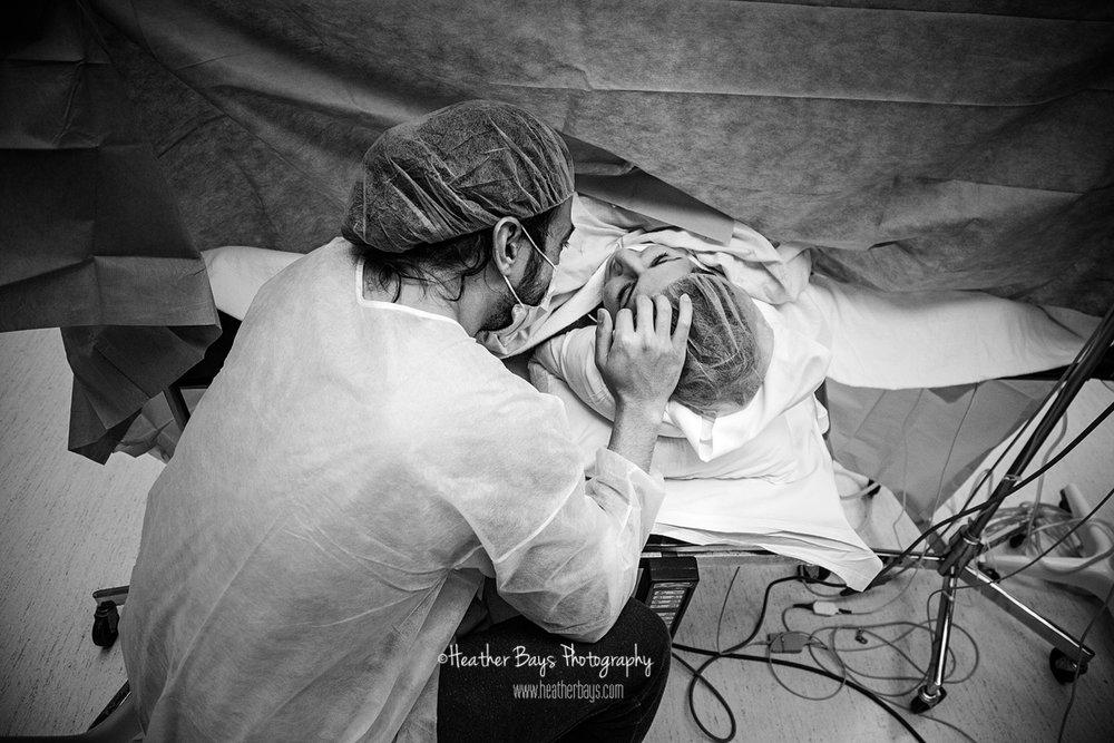 c-section birth toronto