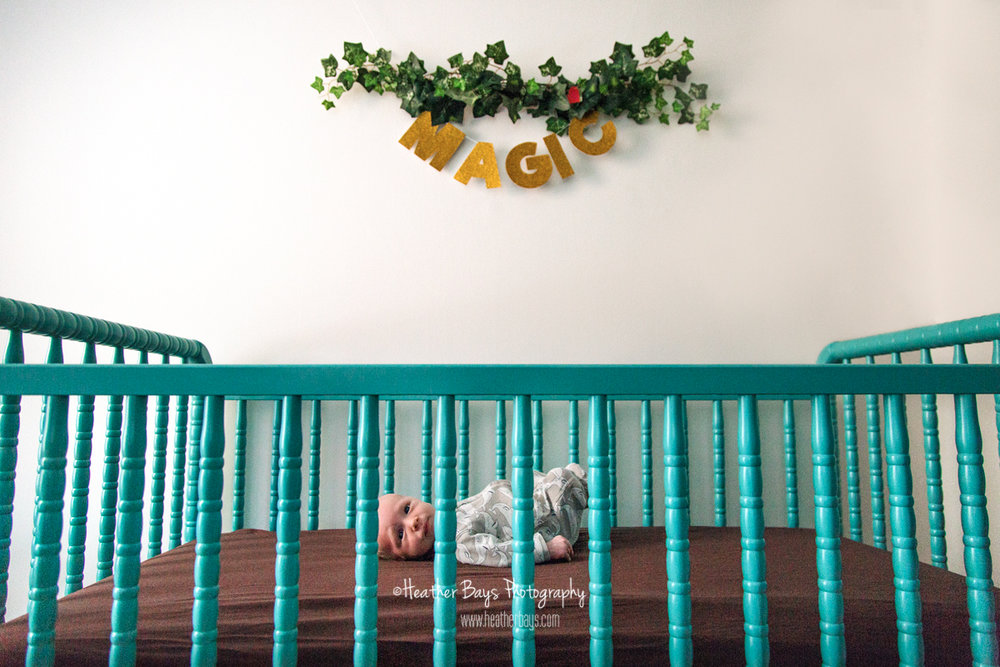 baby nursery magic