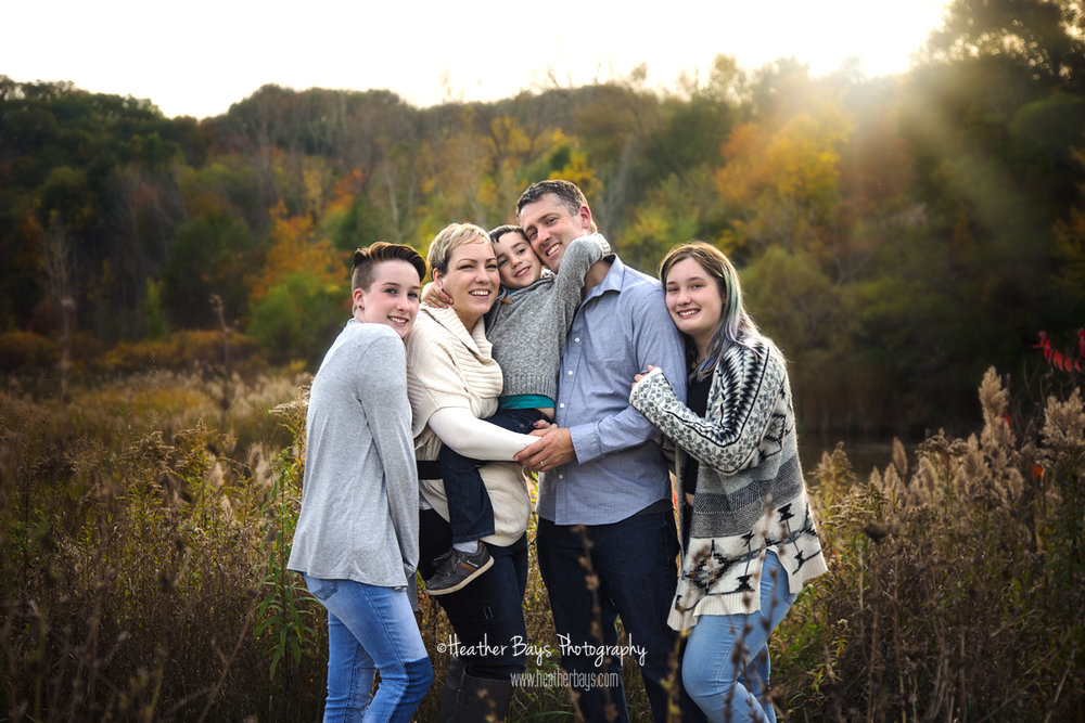 November 23rd  Family Love  {family lifestyle portrait session}