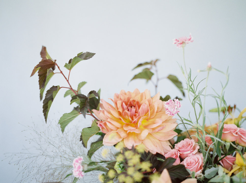 Image by Jake + Heather | Flowers by 2016 attendee Flora and Ephemera