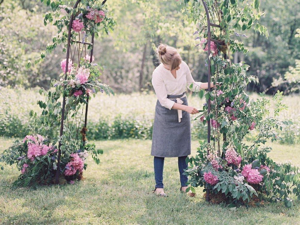 Arbor Floral Design Online Class