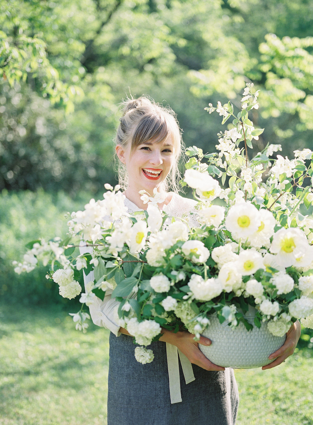 How to start a floral design business