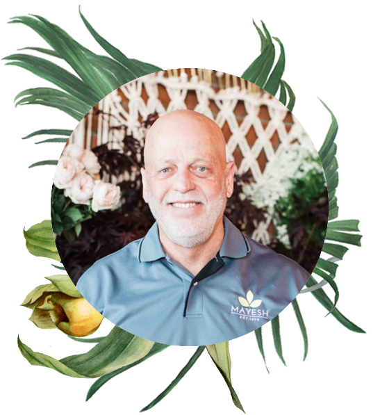 Patrick Dahlson - CEO of MayeshPatrick is sharing his passion for teamwork within the flower industry and giving us the inside-scoop on how flowers move through the supply chain.