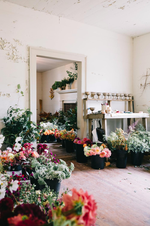 Growing for Fall Weddings with Linda Doan