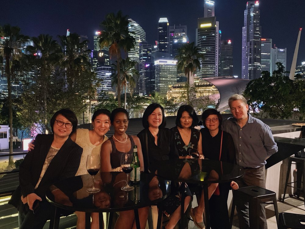 Singapore March 2019