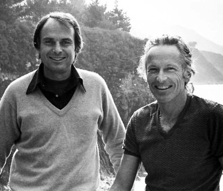 2012 was Esalen's 50th anniversary. Its co-founders Michael Murphy and Richard Price were both students at Stanford in the 1950s.