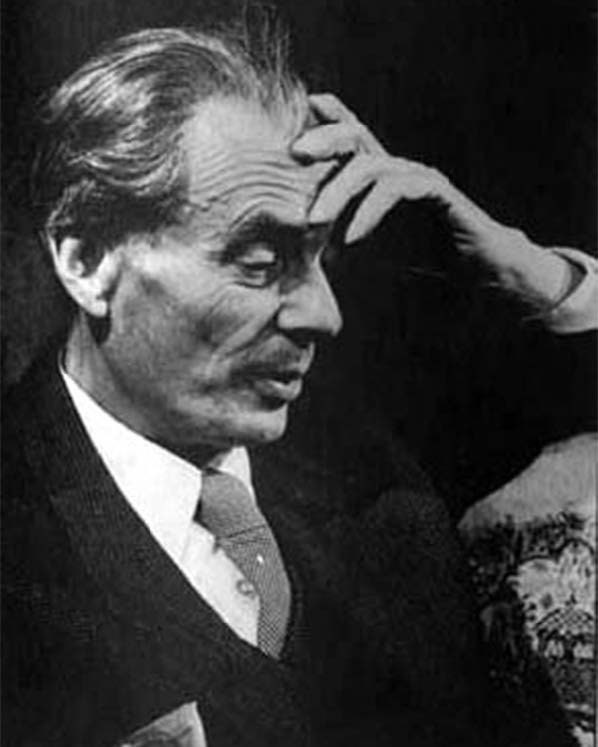 "Aldous Huxley, whose idea of ""the human potential"" was an inspiration for Esalen."