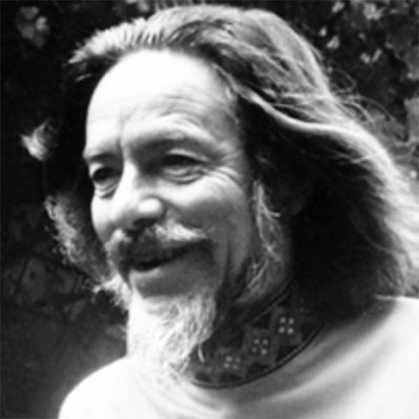"""To 'follow your own weird' is... to accept your own karma, or fate, or destiny, and thus be odd in the service of God."" --Alan Watts, Esalen contributor in the 1960s"