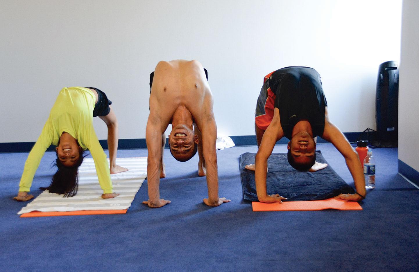 Crazy Wisdom Kids In The Community Bikram Yoga Youth Program Crazy Wisdom Community Journal