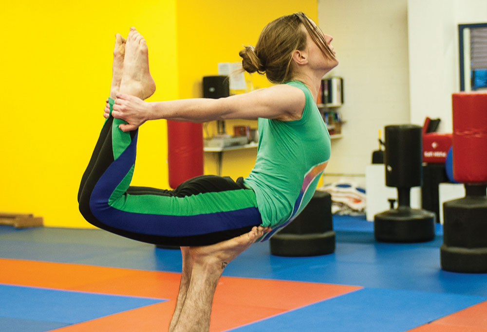 Is Yoga Having A Moment 12 Local Yogis Lean In To The Question Crazy Wisdom Community Journal