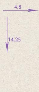 Half Page Vertical