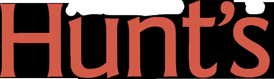 Hunts logo white.png