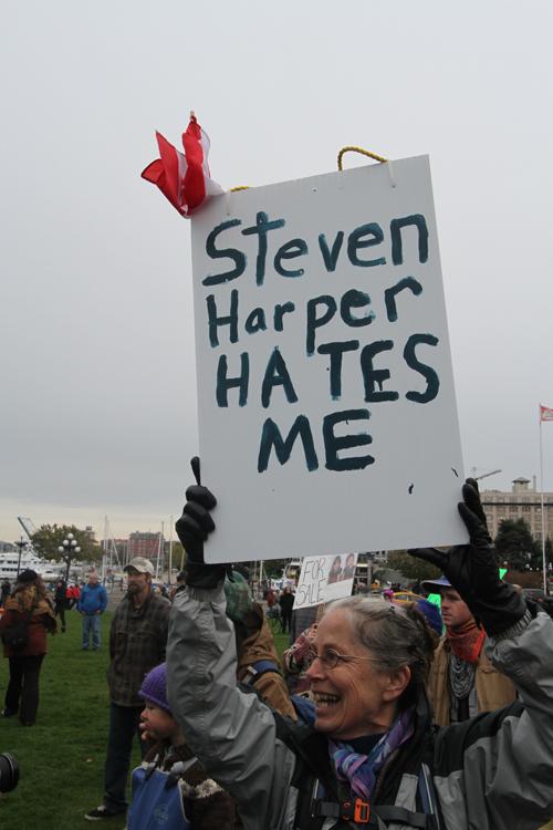 """"""" Occupy Victoria"""""""