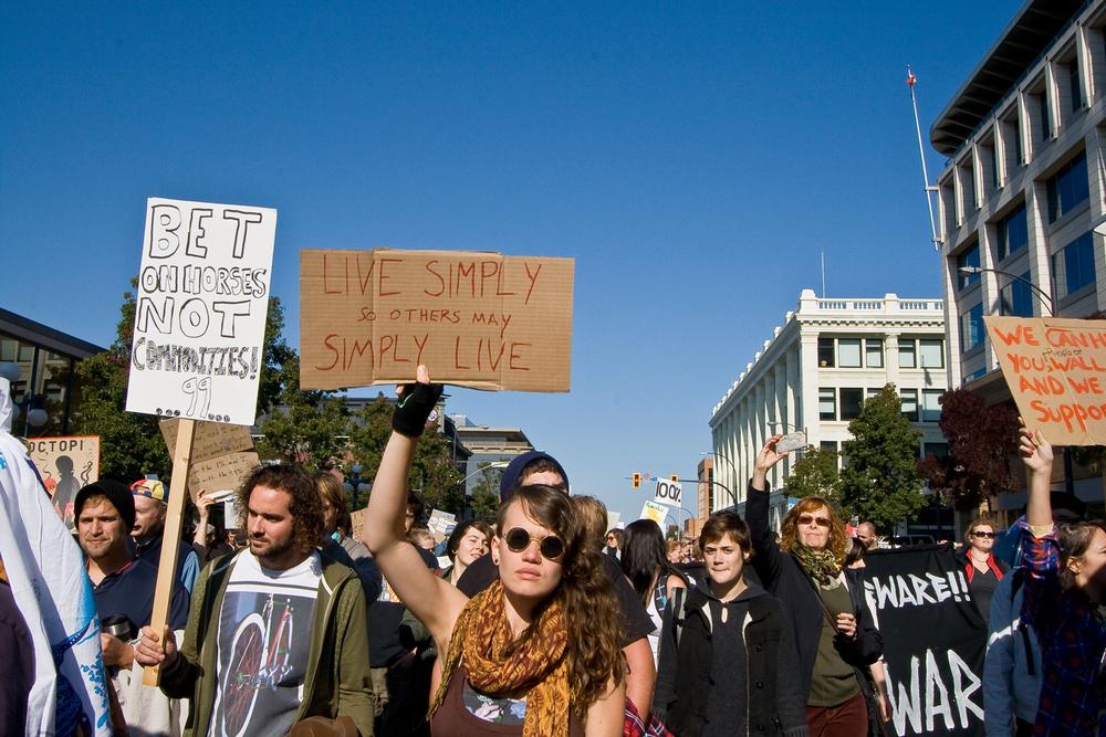 """""""Occupy Victoria"""""""