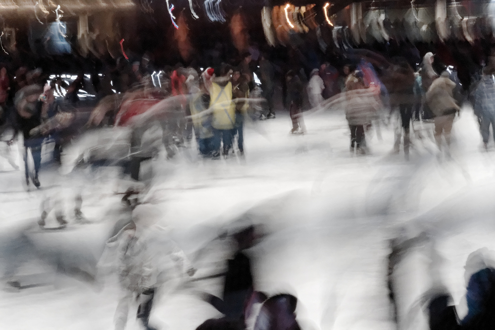 Skating Rink, Nathan Phillips Square, Toronto