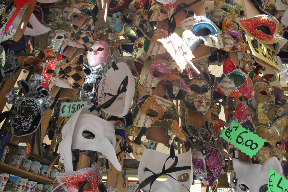 Florentine masks