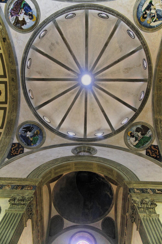 Santa Croce, Brunelleschi