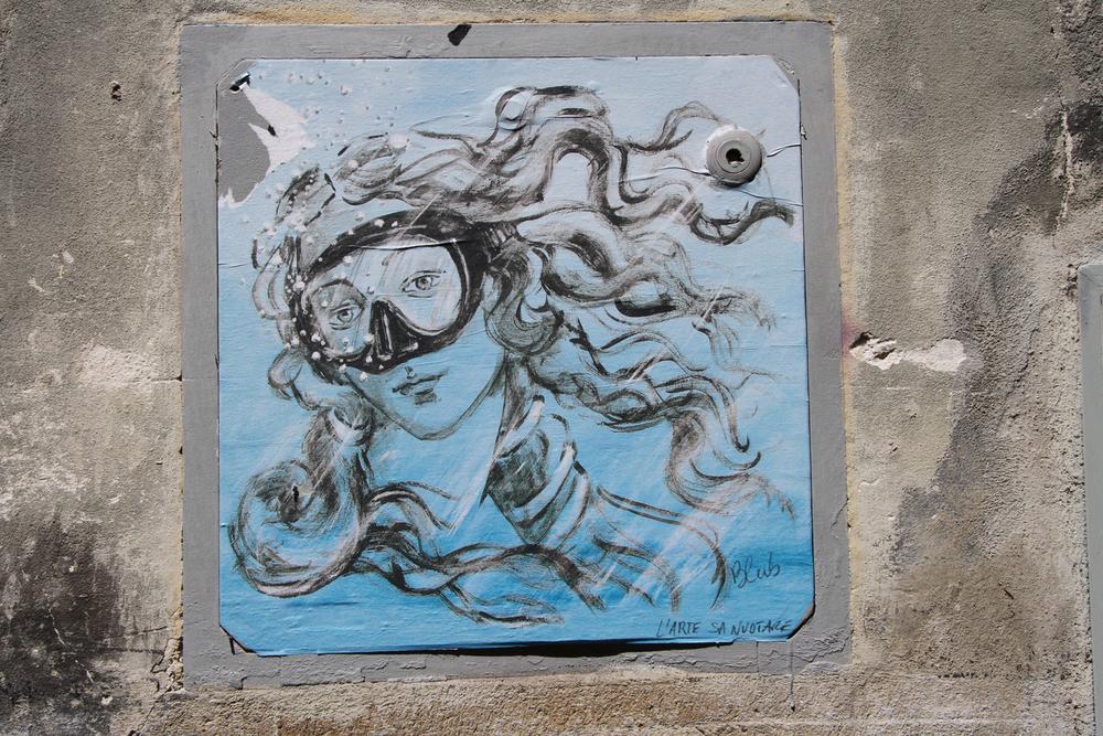 Graffiti, Florence