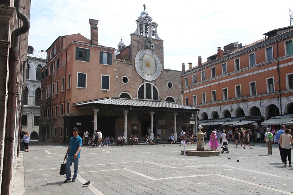 Piazza, Venice