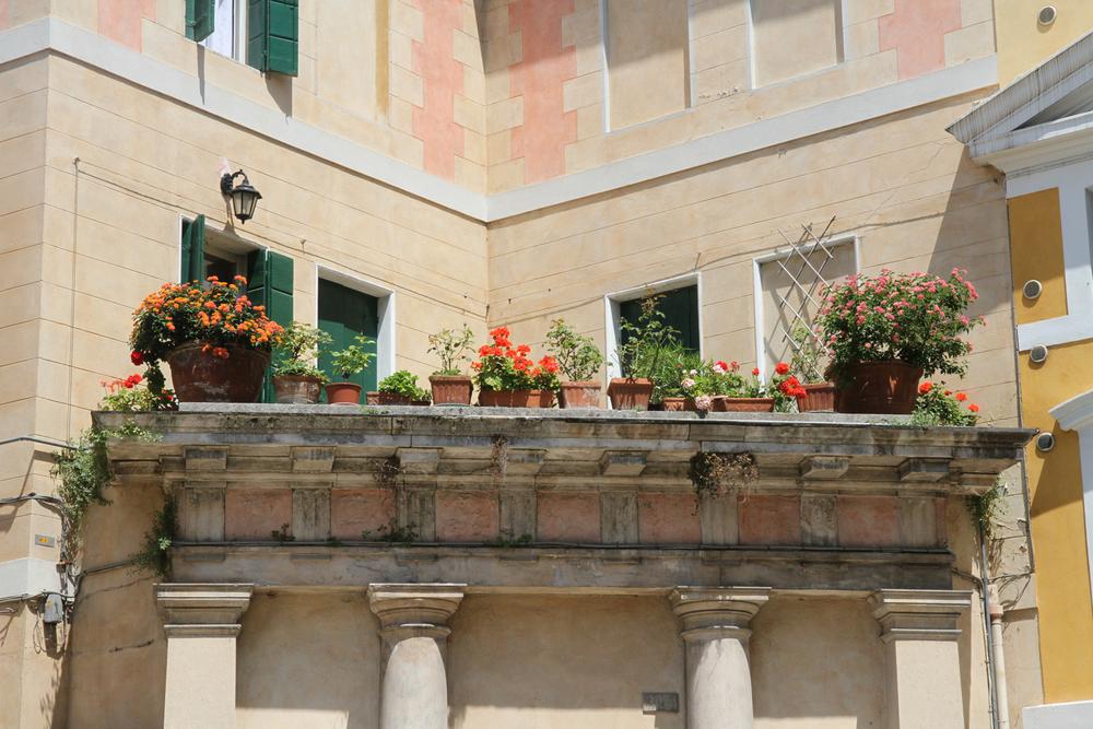 Balcony, Padua