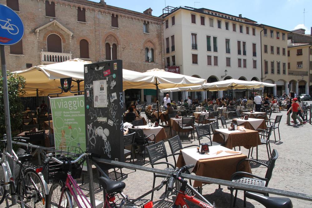 Piazza, Padua