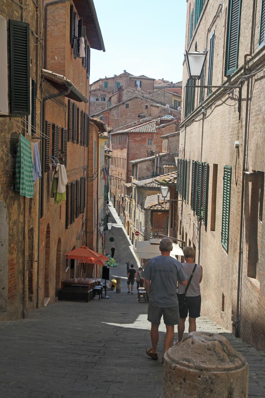 Street, Sienna