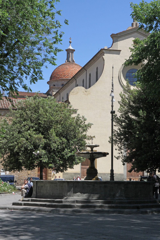 Piazza San Spirito, Florence